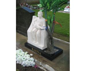 60981 Statue