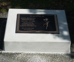 41443 Book Bronze