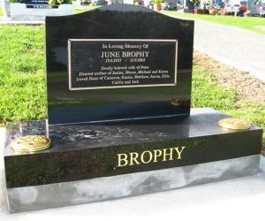 40964 Bronze Flat